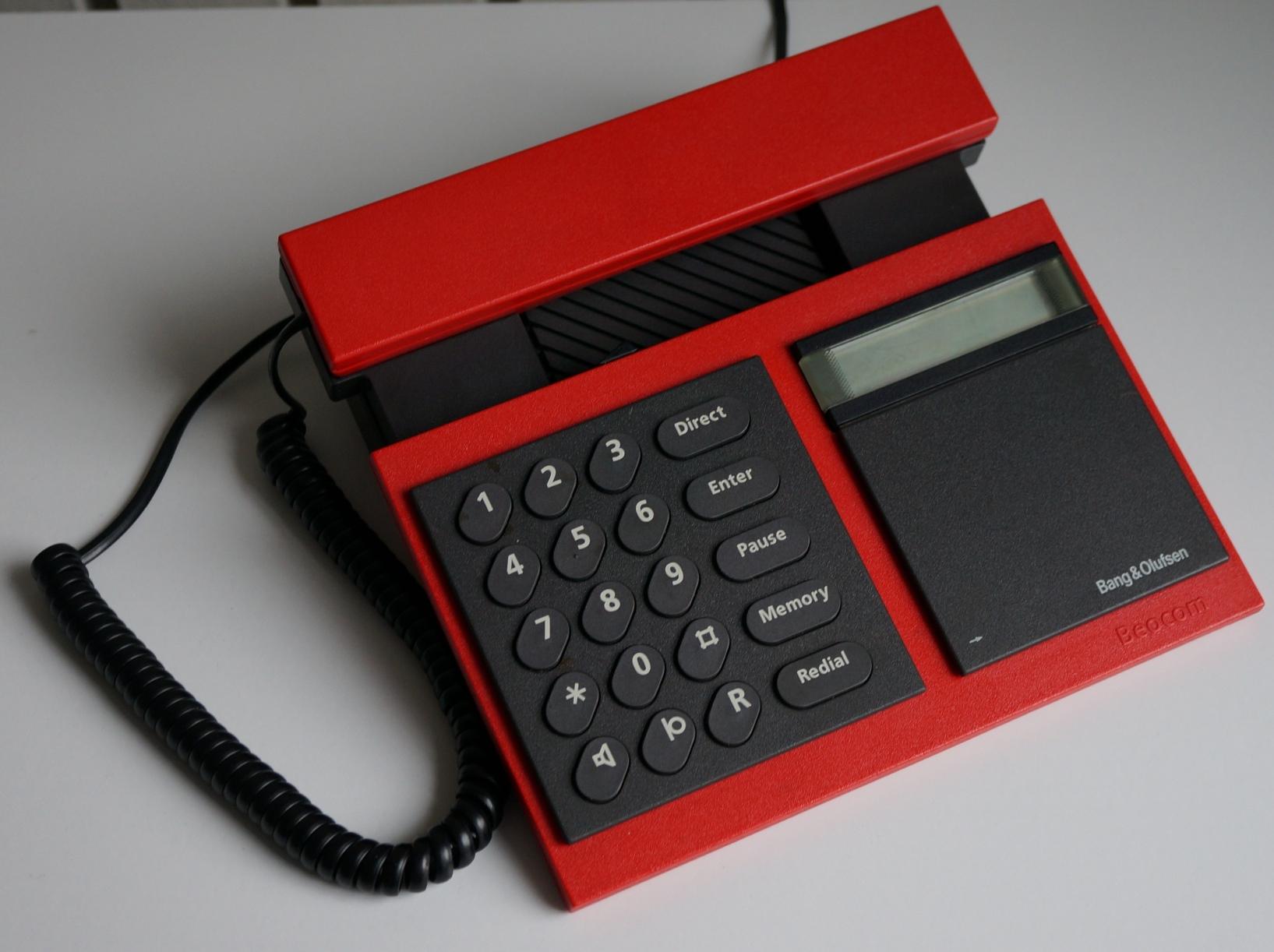 BeoCom 2000 rot Image